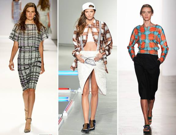 Wearable Fall trends from fashion week 2014