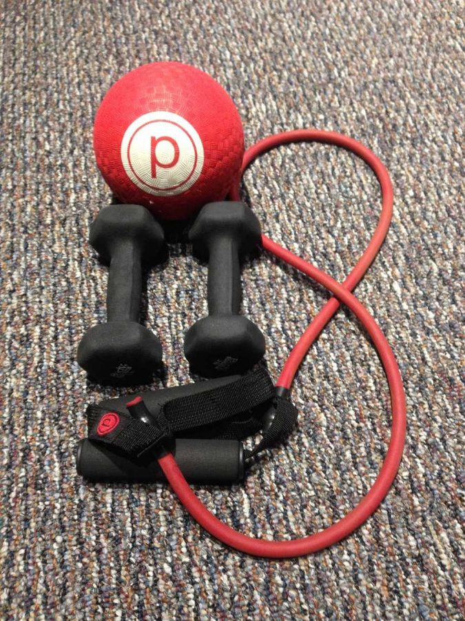 Pure Barre with a side of Raw-violi