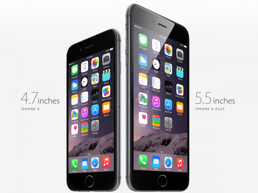 Welcome to the world, iPhone 6