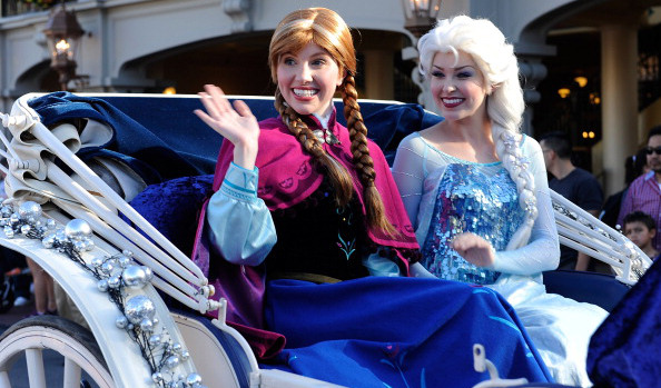 Frozen Fever Travels to Epcot