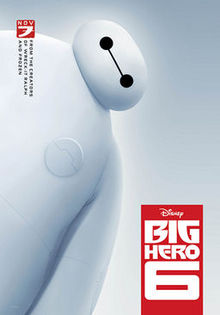 """Big Hero 6″ steals hearts"
