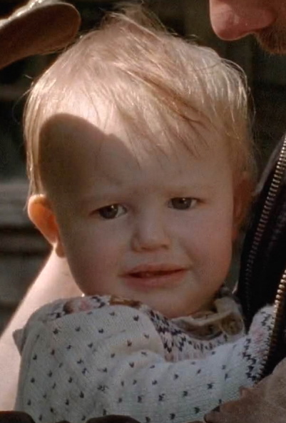 Walking Dead Baby Judith Tot