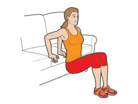 Workout of the Week: Couch Workouts