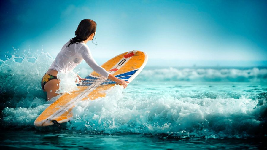 Summer Sports Feature: Surfing