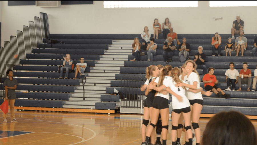 Girls Volleyball Game Update