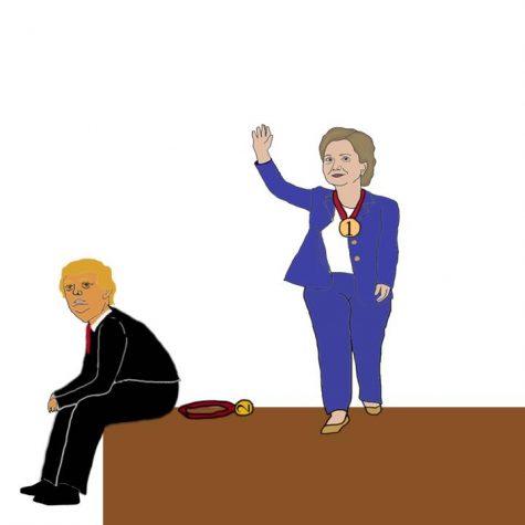 Presidential Debate: Clinton Crowned Winner Once Again