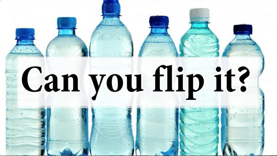 Dreyfoos Tries: Water Bottle Flipping