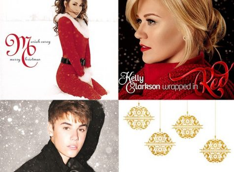 """Playlist: """"Getting into the Christmas Spirit"""""""