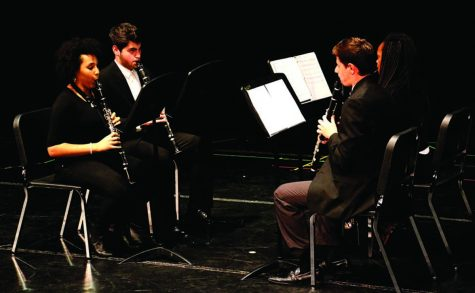A Chamber Winds Concert Marked by Collaboration and Crescendos