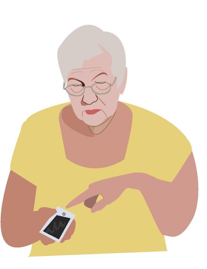Grandma Doesn't Need an Apple