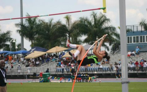 Jenna Meyers-Sinnet Hurdles and Vaults Into the Junior Olympics