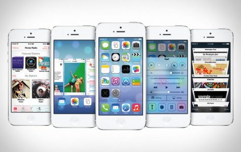 Lucky Number iOS 7: The iPhone gets a whole new look