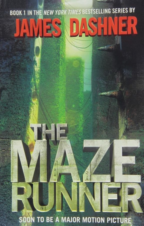 The+cover+of+the+novel%2C+%22The+Maze+Runner%22.