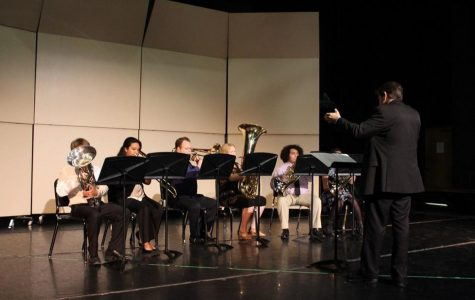 New performance layout for Chamber Winds Ensemble