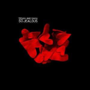 The official albulm cover for So Jealous
