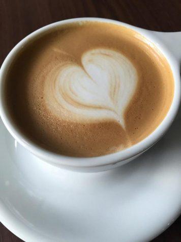 Cortado Coffee.