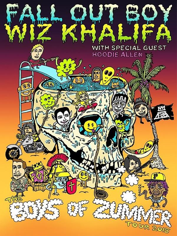 The+official+poster+for+%22The+Boys+of+Zummer+Tour.%22