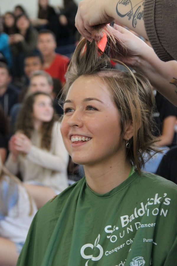 St. Baldrick's Before and After Photos