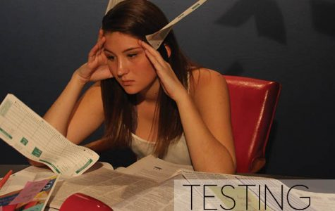 In this cover story, students were surveyed on their experiences regarding testing. As the amount of testing increases so do concerns.
