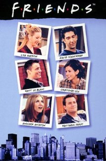 "Official ""Friends"" photo from 1994."