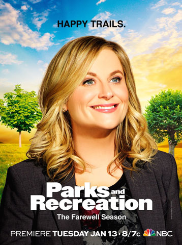 """Amy Poehler plays Leslie Knope, the main character of """"Parks and Recreation."""""""