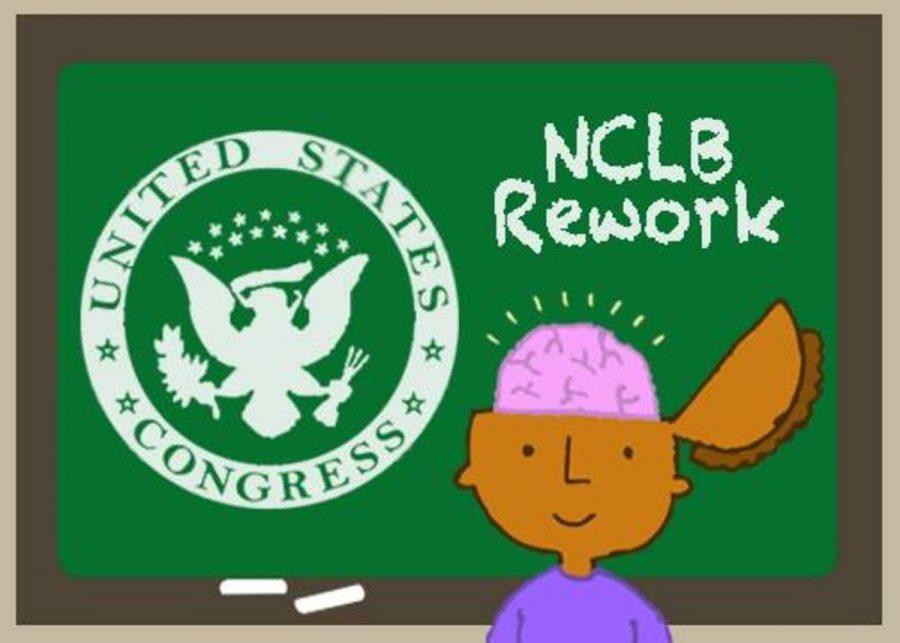 No Child Left Behind was originally passed under President George W. Bush administration.