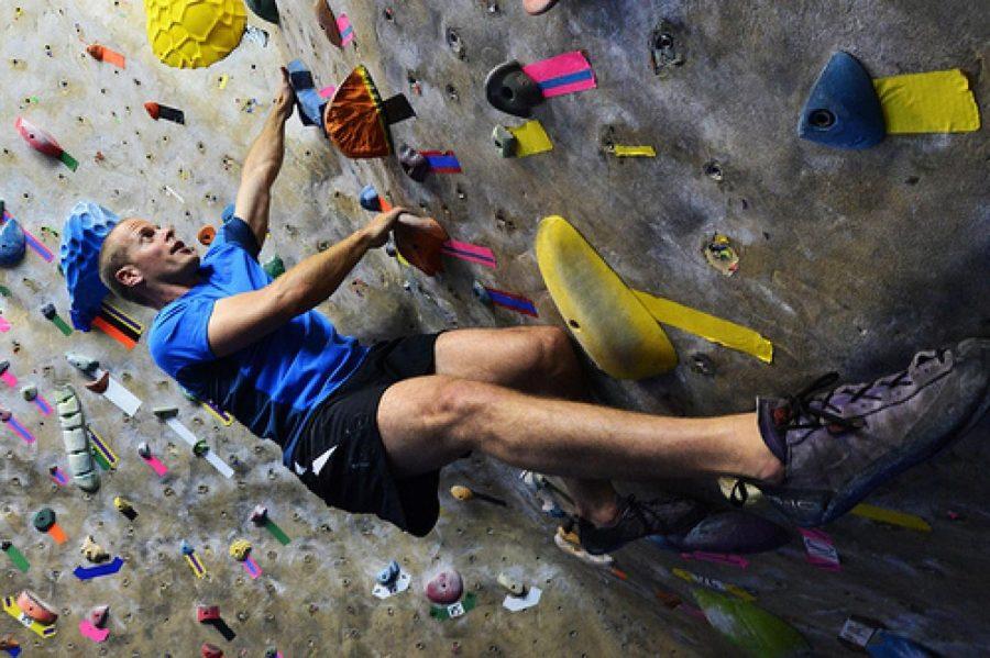 Beneficial Summer Activities: Indoor Rock Climbing
