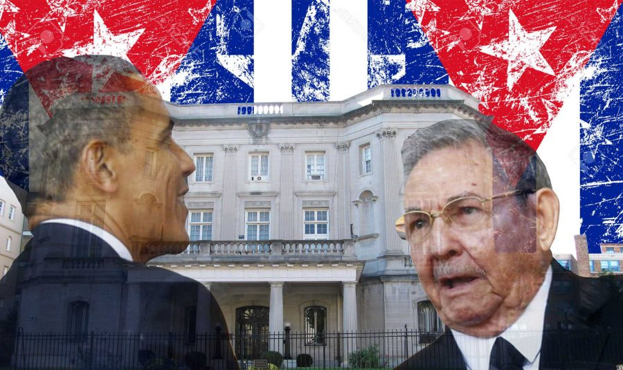 The US and Cuba hope to normalize relations in the future.