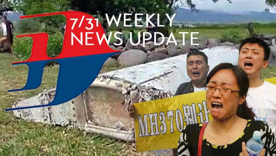 The disappearance of Malaysia Airlines Flight 37p has stumped the world for over a year as the families of the 227 passengers await new developments.