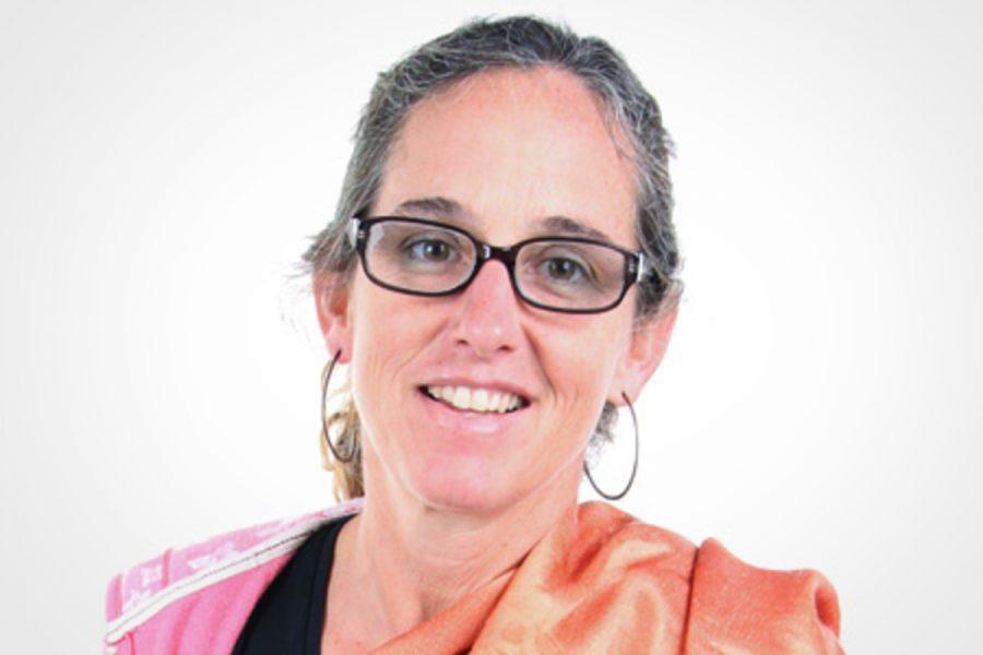 Former visual dean Jenny Gifford