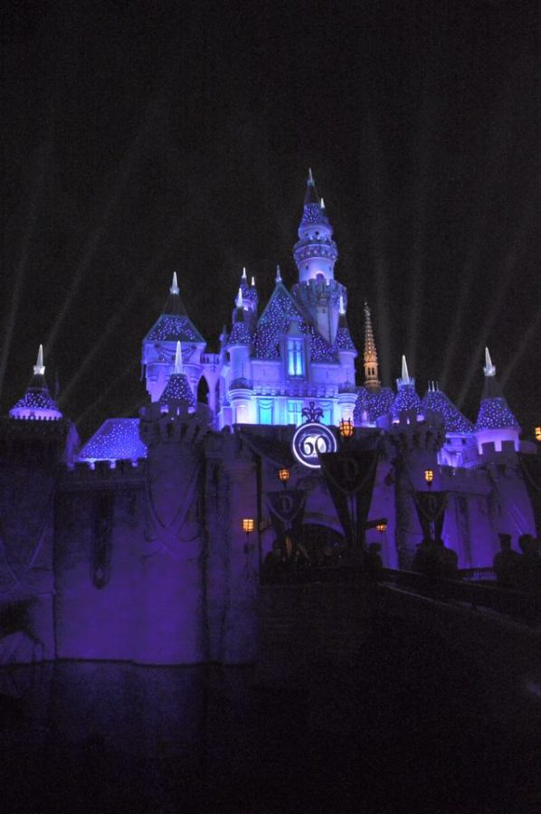 The Sleeping Beauty Castle, a landmark in Disney theme parks and an icon around the world.