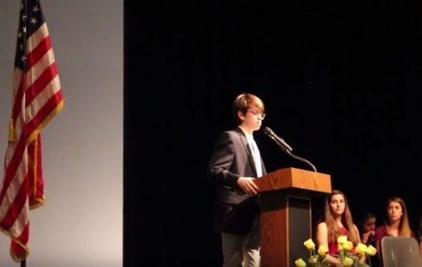 Dreyfoos National Honor Society Induction Clips