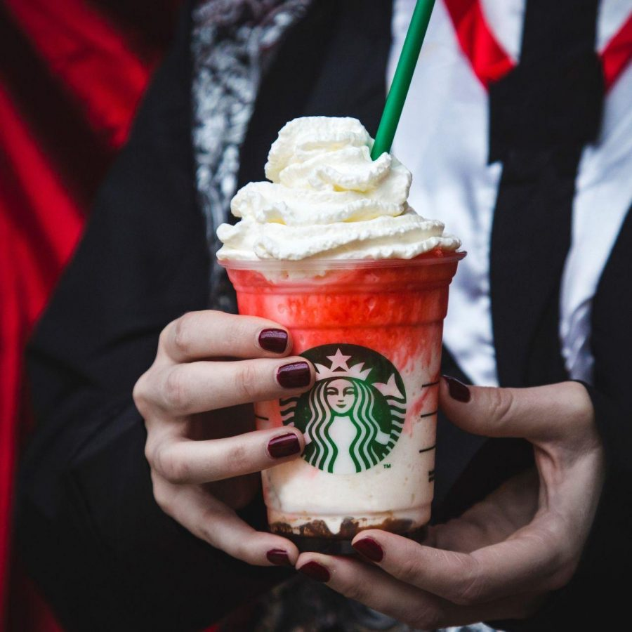 The Frappula Crème Frappuccino is here through Halloween.