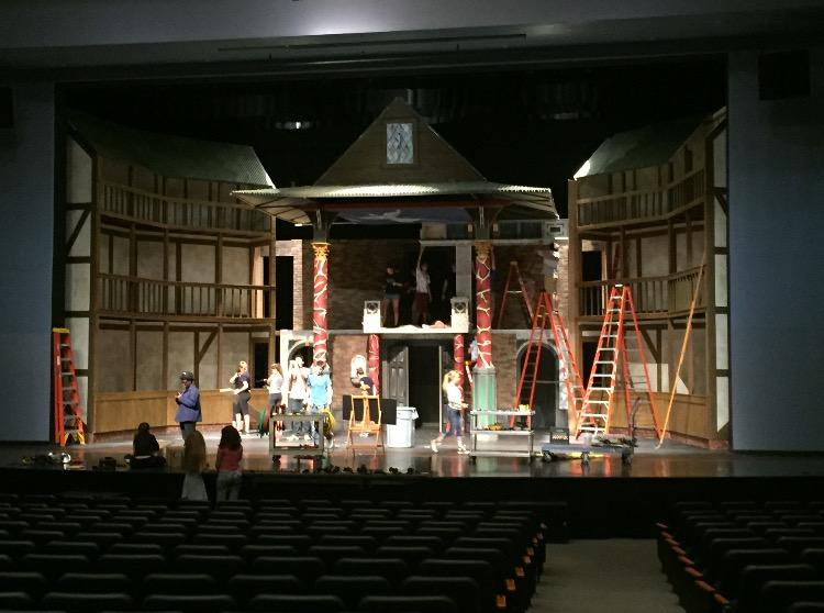 The+set+of+%27Romeo+and+Juliet%2C%27+the+latest+production+from+the+Dreyfoos+theatre+department.