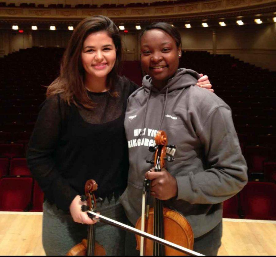 Kevonna Takes Carnegie Hall