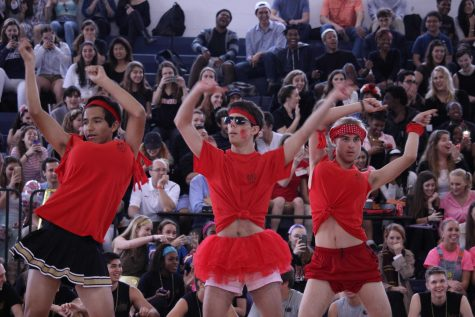 SPIRIT WEEK: PEP RALLY DANCES