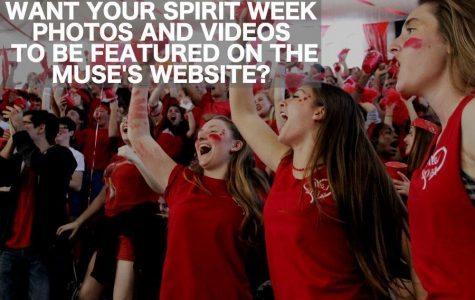 The Muse features students' Spirit Week posts