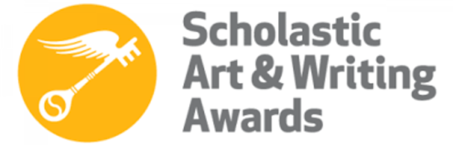 """The official logo for the Scholastic Art & Writing Awards. The program was established in 1923, and offers students opportunities  for """"recognition, exhibition, publication, and scholarships."""""""