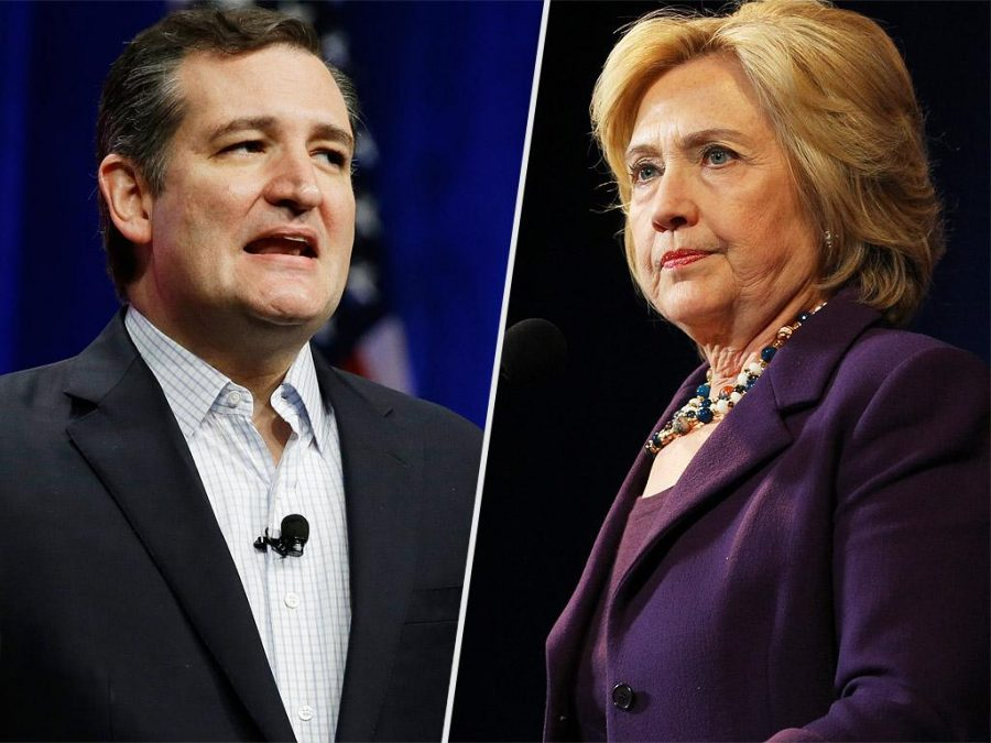 Republican Ted Cruz and Democrat Hillary Clinton both won the Iowa caucus, kicking off the primary elections for the 2016 presidential elections. Both candidates will face challenges on Feb. 8 in the New Hampshire primary election.