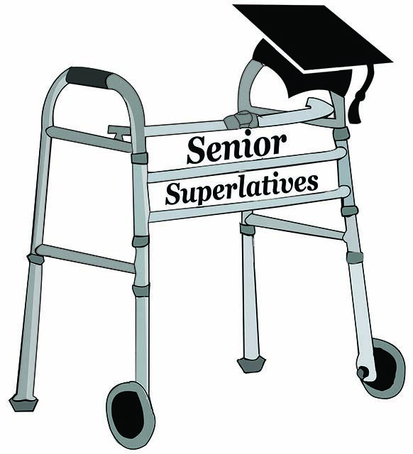 Seniors+have+selected+their+%22superlatives%22+in+categories+such+as+Sass+King+and+Queen+or+Life+of+the+Party.
