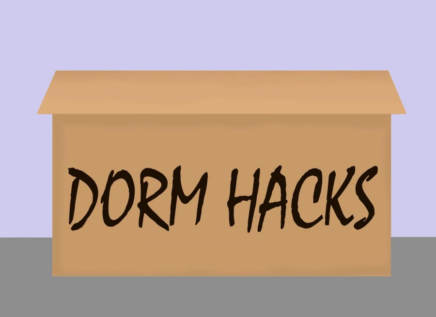 Senior Departure Series: Dorm Hacks