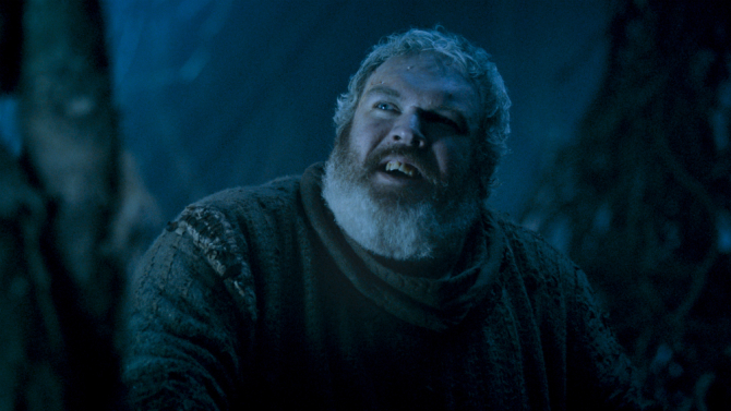"Irish actor Kristian Nairn has played the character of Hodor since season 1 of ""Game of Thrones."""