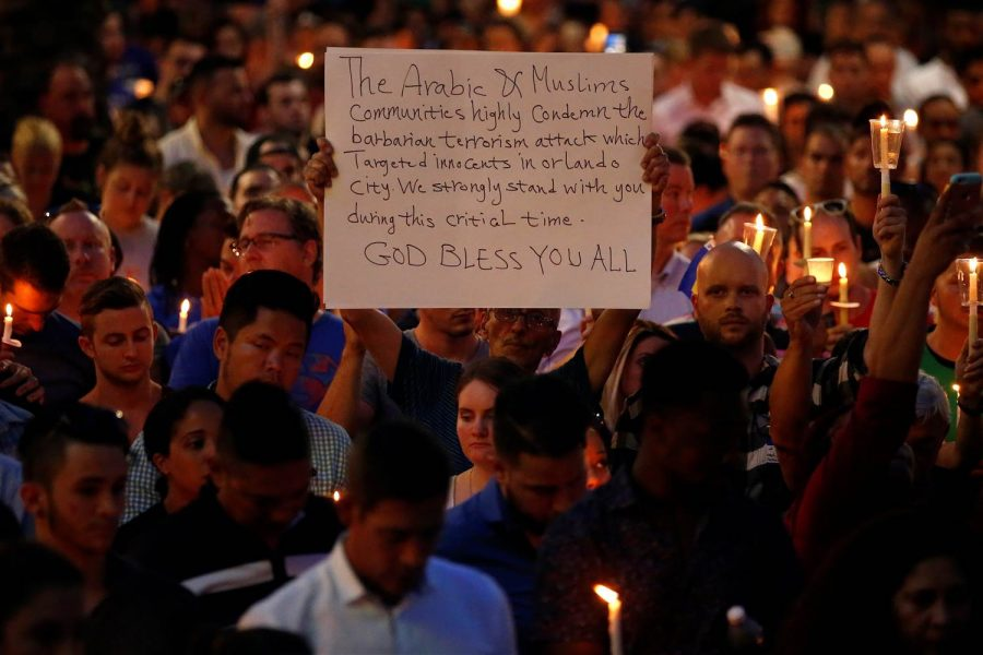 Vigils across the country have been set up to mourn the worst mass shooting in U.S. history. Many in the Islamic community have condemned the acts of Omar Mateen.