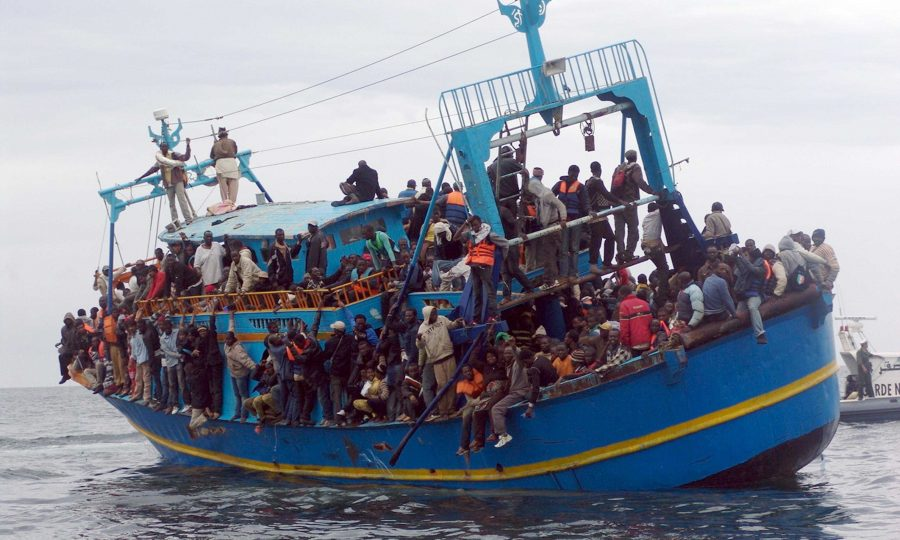 Mediterranean refugees  have been attempting to escape through the Mediterranean Sea to Europe for the past week. Over 1,030 refugees have lost their lives in their plight for freedom.