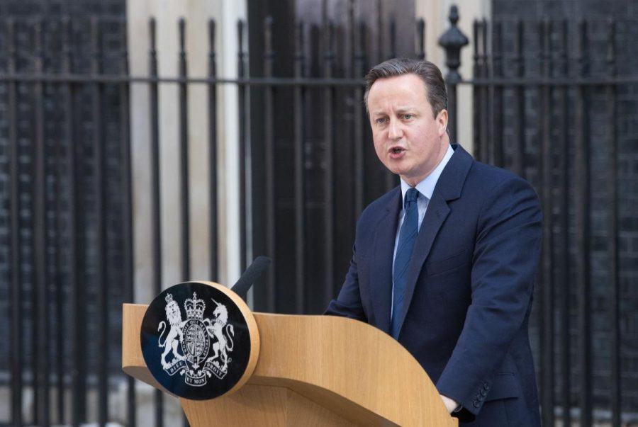 On June 24 British Prime Minister David Cameron stated he will resign from the Prime Minister position this October. This decsion followed after the The United Kingdom's vote to leave the European Union on June 23.