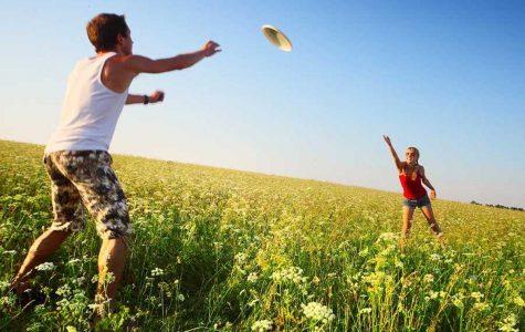 Summer Sports Feature: Frisbee