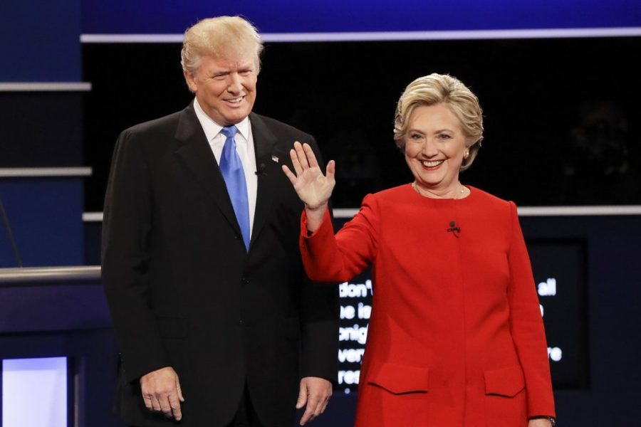 At Hofstra University in New York on Sept. 26, presidential candidates Hillary Clinton and Donald Trump squared off in the first of three presidential debates.