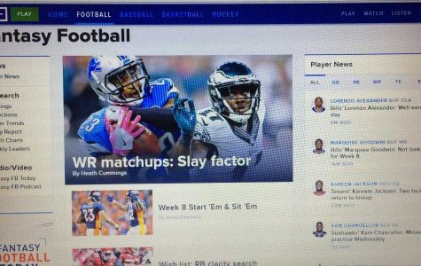 Fantasy Football Fillers Week 7