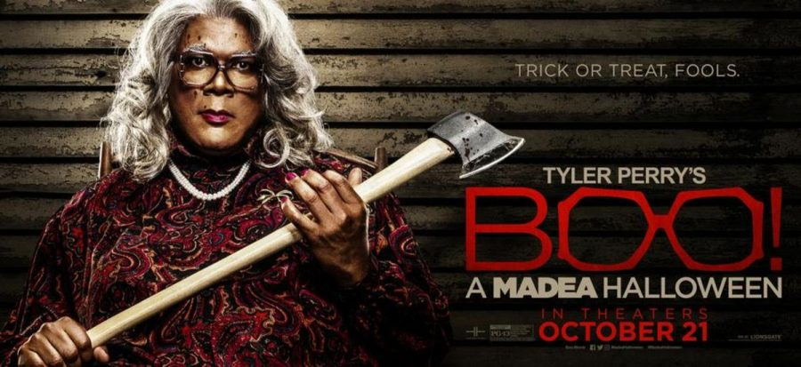 Boo! A Madea Halloween Review – THE MUSE