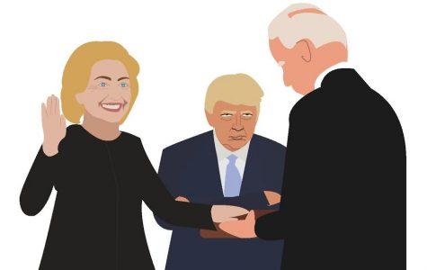 Presidential Debate: Clinton Cultivates Her Campaign